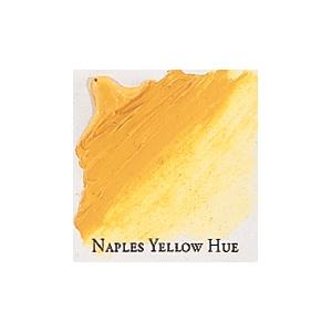 Professional Permalba Naples Yellow Permanent: 37ml Tube