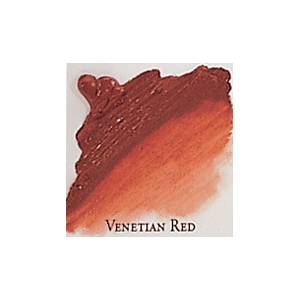 Professional Permalba Venetian Red: 37ml Tube