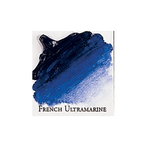 Professional Permalba French Ultramarine Blue: 150ml Tube
