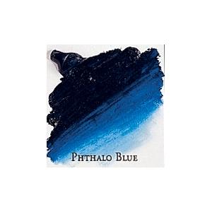 Professional Permalba Phthalo Blue: 150ml Tube