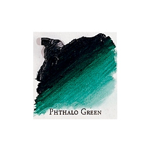 Professional Permalba Phthalo Green: 150ml Tube