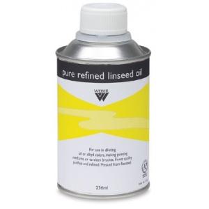 Weber Linseed Oil Refined: 236ml
