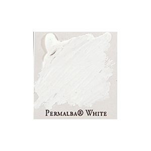 Original Permalba White Oil Color: 37ml, Tube