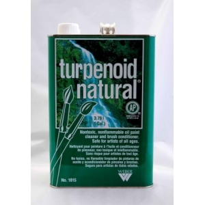 Weber® Turpenoid Natural® gal; Size: 1 gal; Type: Solvents; (model W1815), price per each