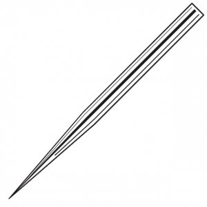 Alvin® Needle Points; Material: Steel; Type: Compass/Divider; (model JJ), price per tube