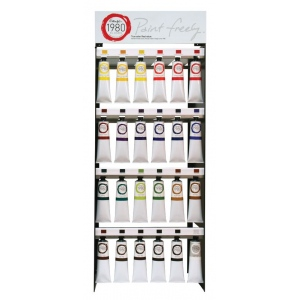 Gamblin 1980 Oil: 24-Color Assorted, 150ml