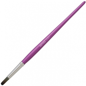 Princeton™ Sensu™ Purple Portable Artist Brush; Color: Purple; Type: Tablets; (model SENSU2PRL), price per each