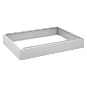 "Safco Steel Flat File: Closed Base, White, 6"" x 40 3/8"" x 26 5/8"""