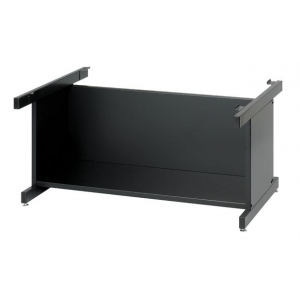 "Mayline® High Base C-File Black; Color: Black/Gray; Height: 20""; Material: Steel; (model 7879B), price per each"