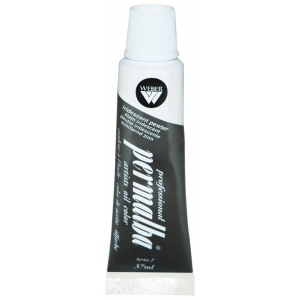 Professional Permalba Iridescent Pewter: 37ml Tube