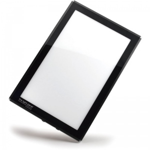 "Gagne Porta-Trace LED Light Panel: 11"" x 18"", Black"