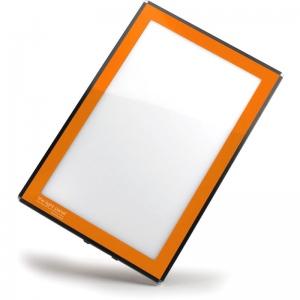 "Gagne Porta-Trace LED Light Panel: 11"" x 18"", Orange"