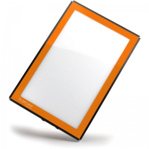 "Gagne Porta-Trace LED Light Panel: 8"" x 11"", Orange"