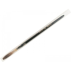Mack Grey Pencil Quill Series 189: White Plain Wood Handle Size-11
