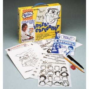 Bruce Blitz Insta Cartooner Set