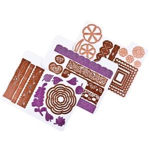 ArtBin Magnetic Die Sheet Set: Pack of 12