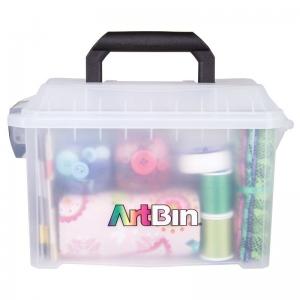 """ArtBin Mini Sidekick: 5.5"""" x 11"""" x 7"""", Clear"""