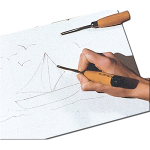 "Inovart Flexible Printing Plate 9"" x 12"" - 12 sheets"
