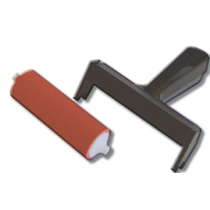 "Inovart Snap Out 4"" Hard Rubber Brayer"