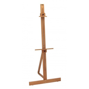 Winsor & Newton™ Tavy T-Frame Studio Easel; Material: Wood; Type: Artist; (model 7006227), price per each
