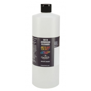 Createx™ Airbrush Cleaner 32 oz.: Bottle, 32 oz, Airbrush, (model 5618-32), price per each