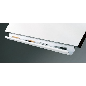 "Alvin® Instrument Tray 48"": White/Ivory, Plastic, 48"", Tray, (model PT748), price per each"