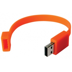 OnHand 8G USB Solid Color Wristbands; Type: USB Drive; (model MOH8G-SC), price per each