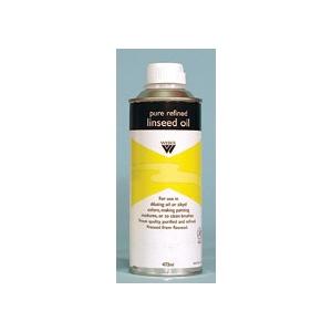 Weber Linseed Oil Refined: 473ml