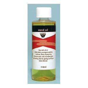 Weber Stand Oil: 118ml