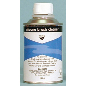 Weber Silicone Brush Cleaner: 236ml