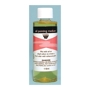 Weber Oil Painting: Medium, 118ml