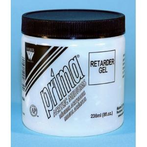 Prima Acrylic Gel Mediums - Retarder: 236ml, Jar