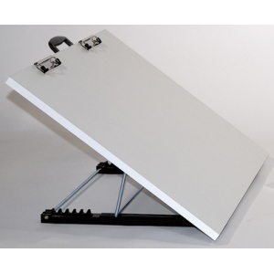 "Susan Scheewe Board with Adjustable Stand: 20""x26"""