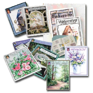 Susan Scheewe Beginning Watercolor Book