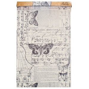 Advantus Tim Holtz Ideaology Tissue Wrap: Melange