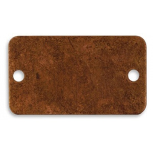 Vintaj Artisan Copper: Rectangular Bracelet Blank