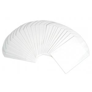 Mini Corp Canvas Bags: White