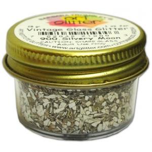 Art Institute Glitter Shard Glass Glitter: Silvery Moon