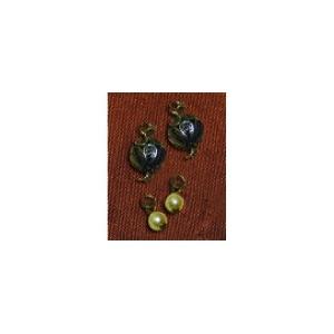 Making Memories Vintage Groove by Jill Schwartz VG2 Design Combo: Silver Spheres