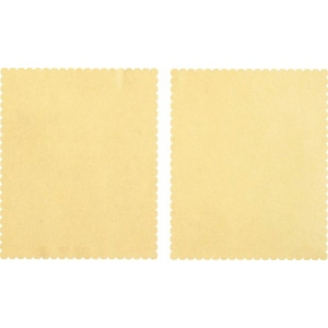 7Gypsies Index Cards: Naked Scalloped