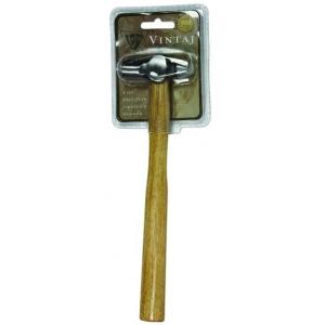 Vintaj The BeadSmith Ball Pien Hammer: 4oz