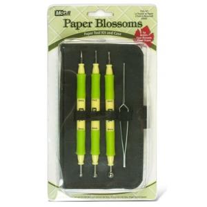 McGill Inc. Paper Blossoms Tool Kit