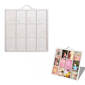 7Gypsies Artist Printers Tray Display: White