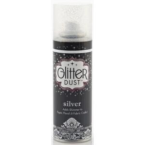 Thermoweb Glitter Dust Spray: Silver