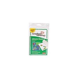 """Scrapbook Adhesives by 3L Sheets: 4"""" x 6"""", Pack of 10"""