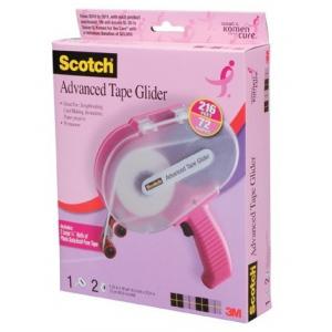 3M Scotch Advanced Tape Glider ATG with 2 Rolls of Tape per Kit