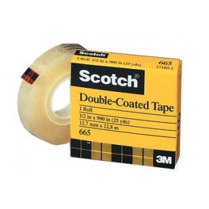 3m scotch double sided linerless tape scotch. Black Bedroom Furniture Sets. Home Design Ideas