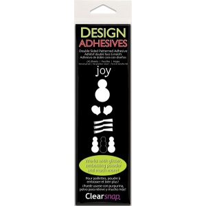 Clearsnap Design Adhesives: Oh Joy!