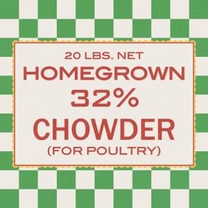 "Jenni Bowlin Studio Homespun Paper: Chicken Feed, 12"" x 12"""
