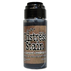 Ranger Tim Holtz Distress Stains: Frayed Burlap